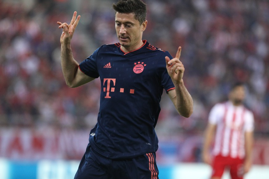 Lewandowskis wahnsinnige Quote offenbart das größte Problem des FC Bayern