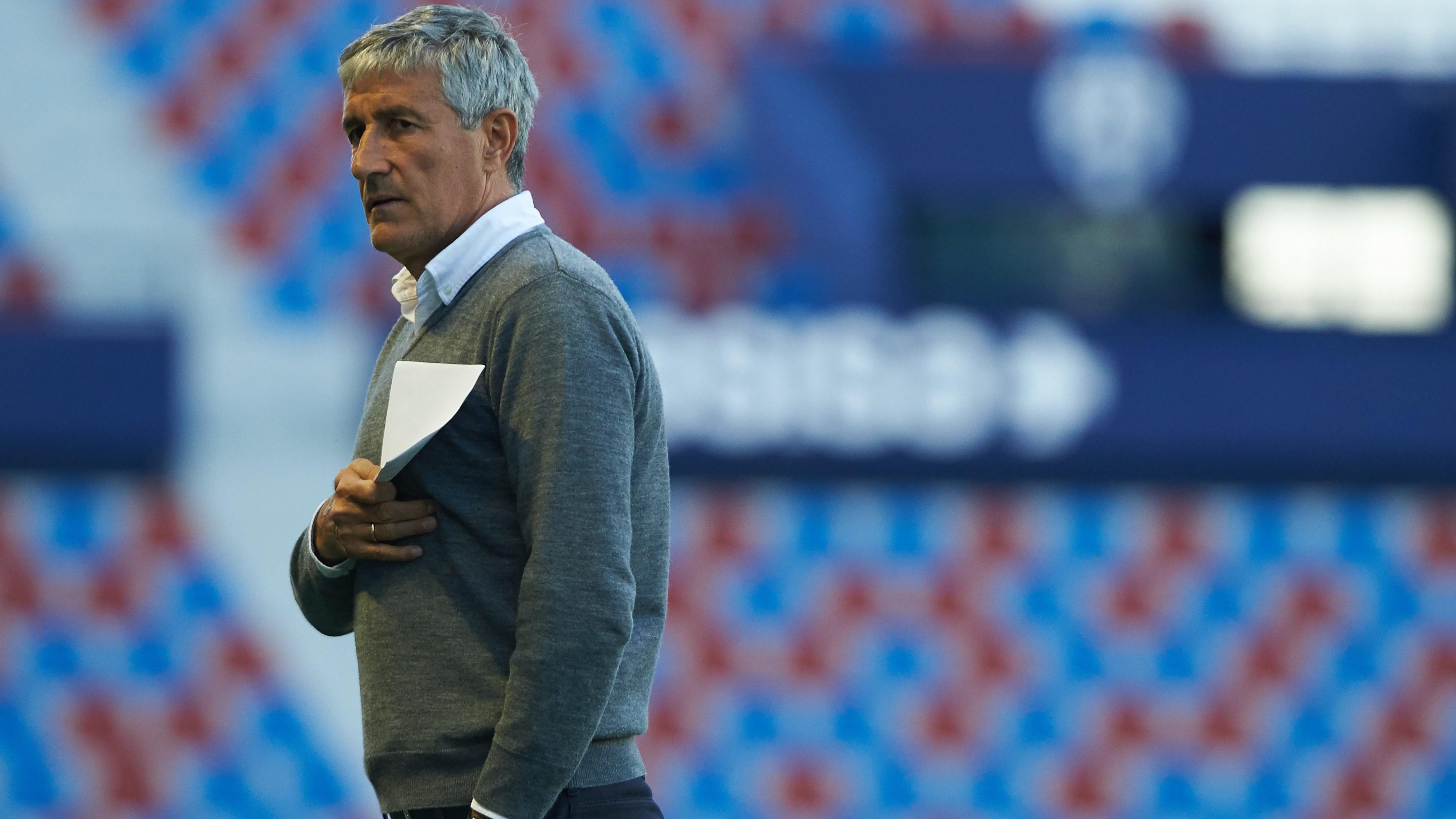 Quique Setién neuer Trainer beim FC Barcelona – das ist seine Spielphilosophie