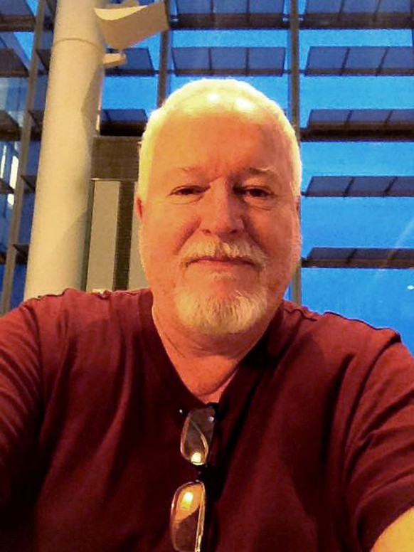 FILE PHOTO: Accused killer, Bruce McArthur, a 66-year-old freelance landscaper appears in a photo posted on his social media account.  Facebook/Handout via REUTERS/File Photo     ATTENTION EDITORS - THIS IMAGE WAS PROVIDED BY A THIRD PARTY. NO ARCHIVES, NO RESALES.