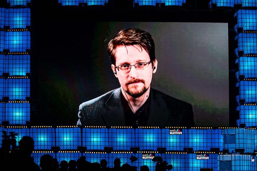 China zensiert Edward Snowden – und der schlägt so was von zurück