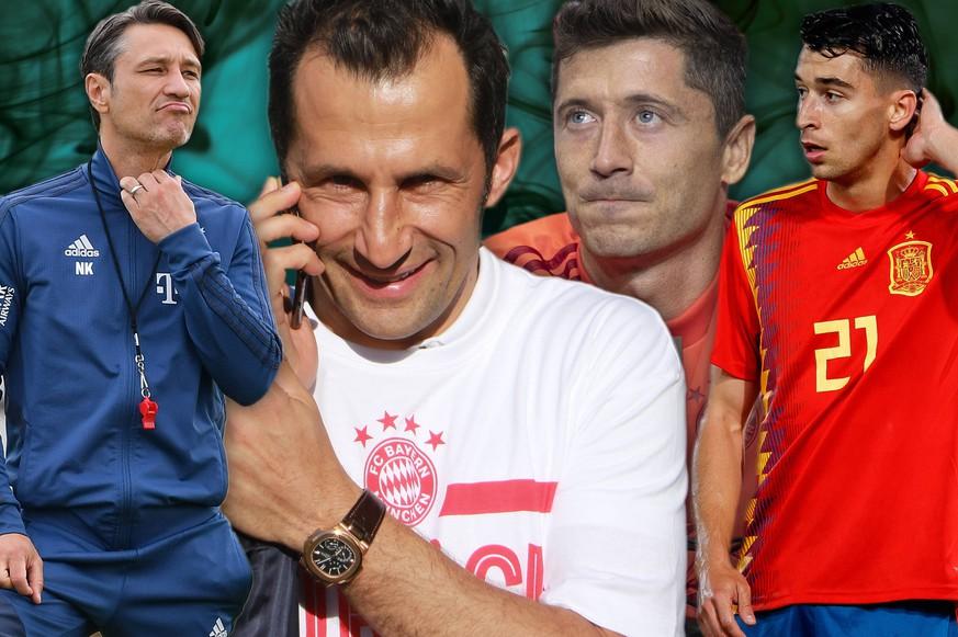 Das Transfer-Dilemma des FC Bayern: Die aktuellen Staumeldungen in 5 Punkten