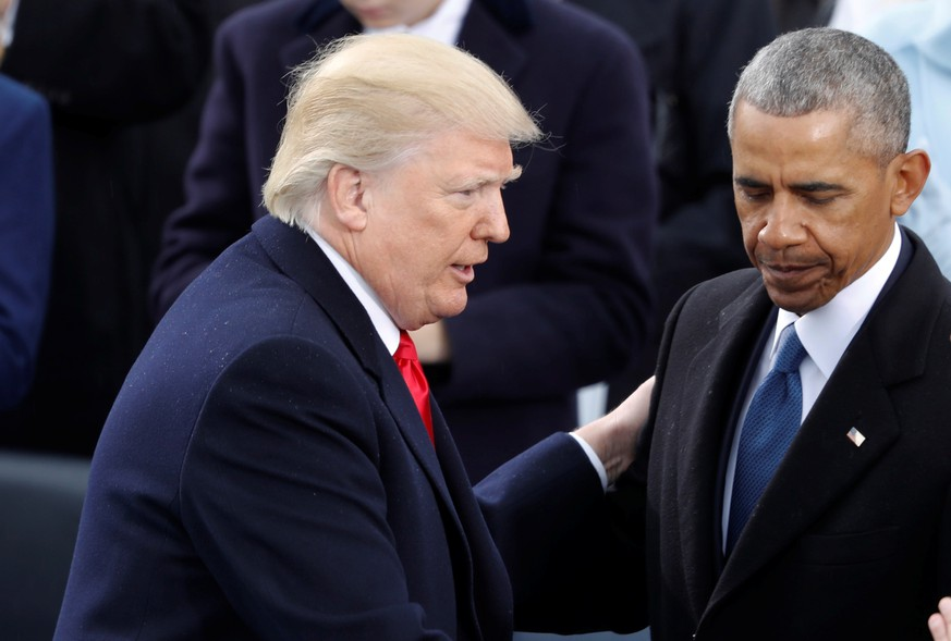 Obama kritisiert Trump für seine Sprache – nun schlägt dieser zurück