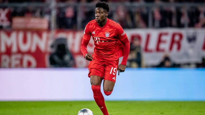 Bericht: FC Bayern schnappte Alphonso Davies deutschem Zweitligisten weg
