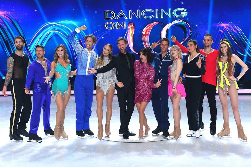 """""""Dancing on Ice"""": So reagiert das Netz auf die erste Folge"""