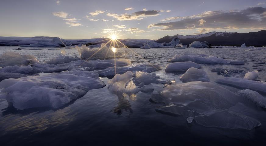 So heiß wie im Juli war die Erde noch nie – und die arktischen Meere machen Sorgen