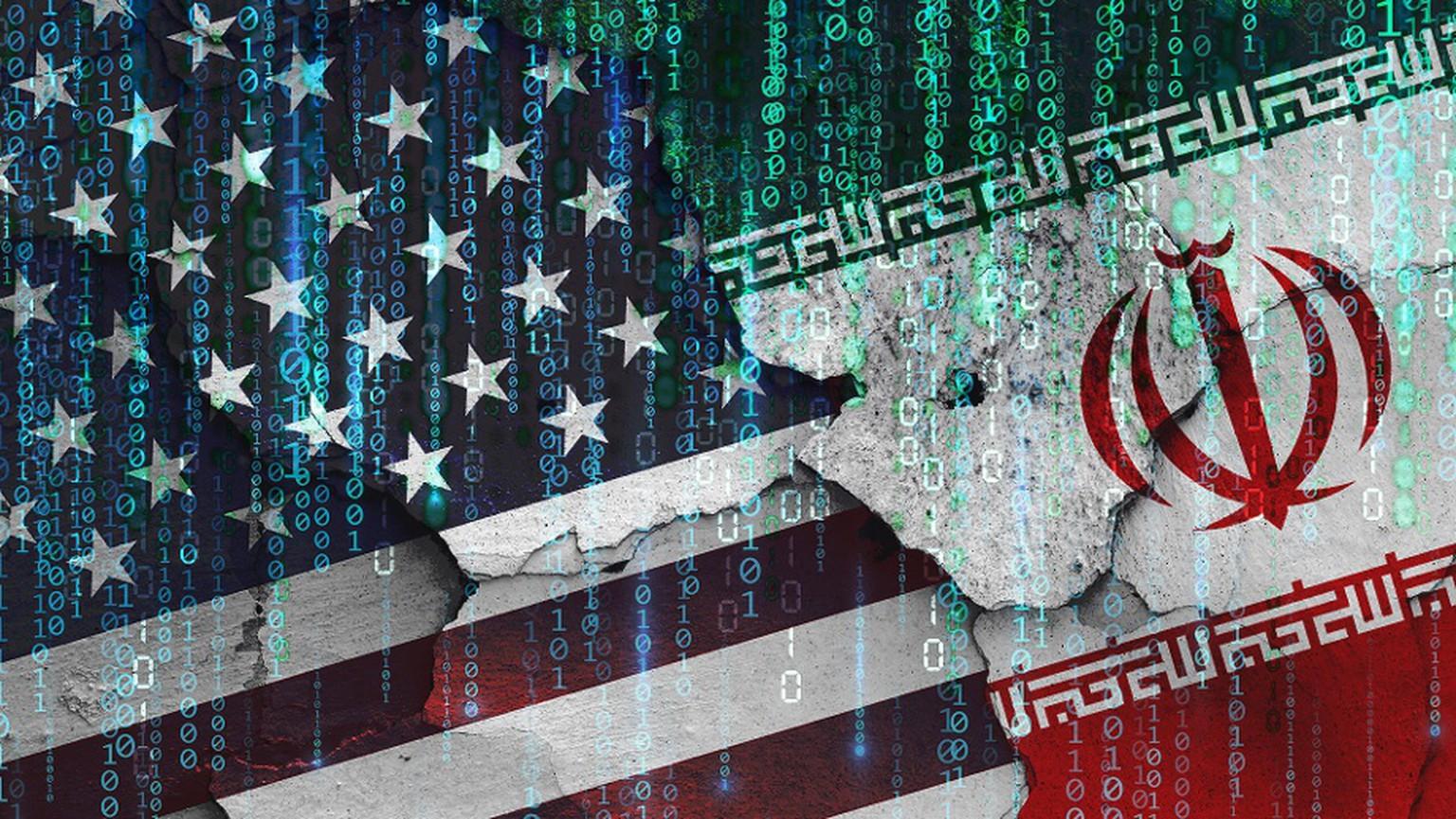 Krise Im Nahen Osten Im Netz Bekriegen Sich Die Usa Und Der