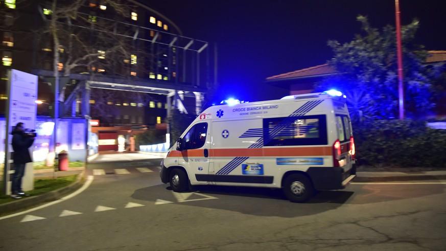 Coronavirus: 2 Tote in Italien – Regierung riegel Infektionsgebiete ab