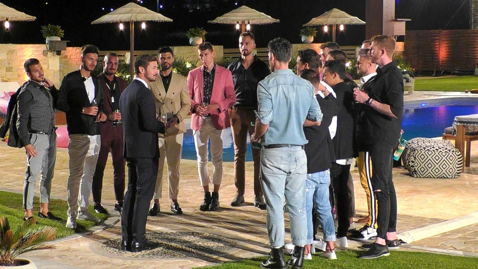 Prince Charming (RTL): Deutschlands erste schwule Dating