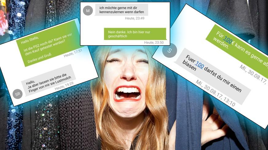 Kühle Online-Dating-Schlagzeilen