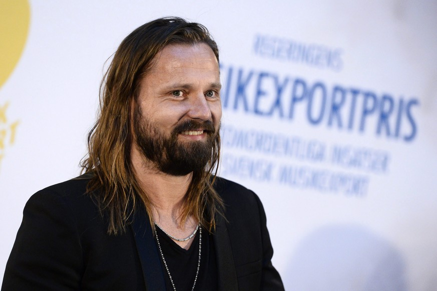 epa05152600 (FILE) A file picture 19 March 2015 shows Swedish music producer Max Martin during an export prize ceremony in Stockholm, Sweden. Martin has been named one of the laureates of Sweden's prestigious 2016 Polar Music Prize, the prize committee announced on 10 February 2016. The award will be presented by the Swedish king on 16 June. EPA/CLAUDIO BRESCIANI / TT SWEDEN OUT |
