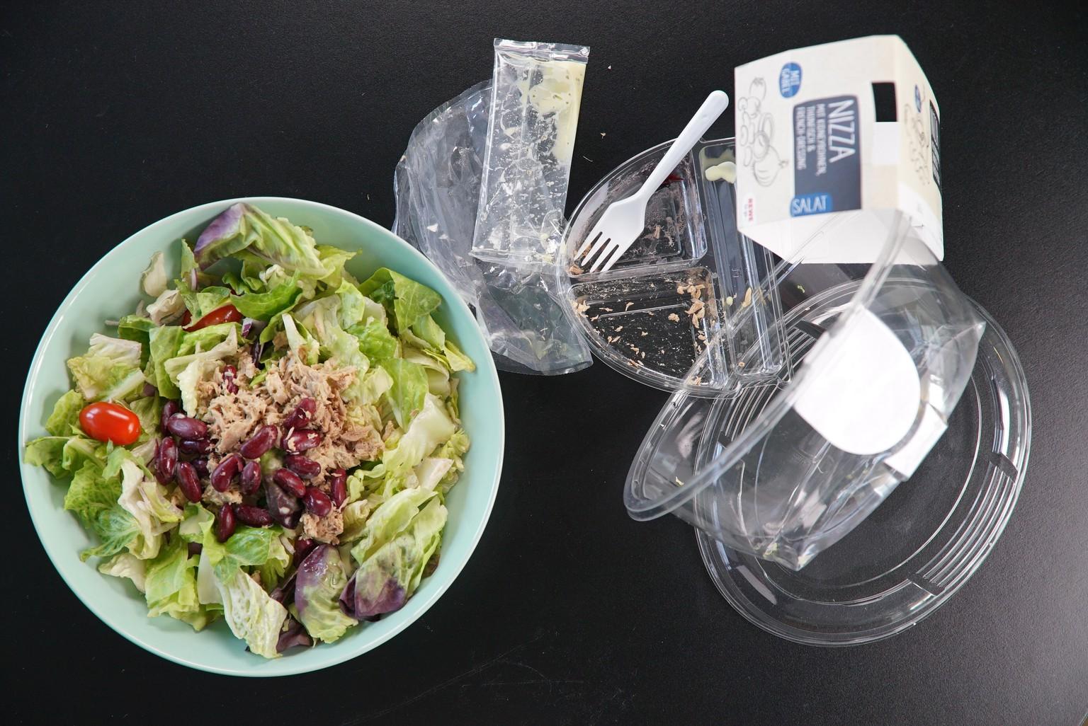 Einkaufen aus einer zero waste Perspektive Greenful Spirit