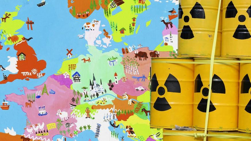Tschernobyl Karte.Tschernobyl Auch 30 Jahre Nach Dem Gau Setzt Europa Auf Atomstrom
