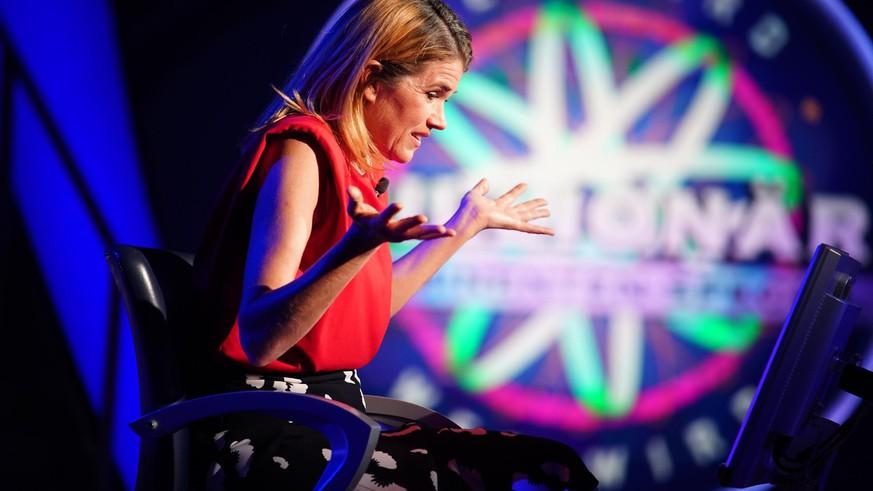 """""""Wer wird Millionär?"""": Anke Engelke macht bei Jauch nach Joker-Tipp fatalen Fehler"""