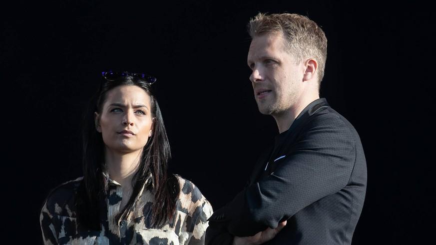 Oliver und Amira Pocher offenbaren Details aus ihrem Ehevertrag - watson
