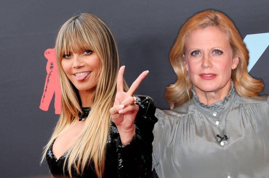 Bill Kaulitz: Heidi Klum ist eine
