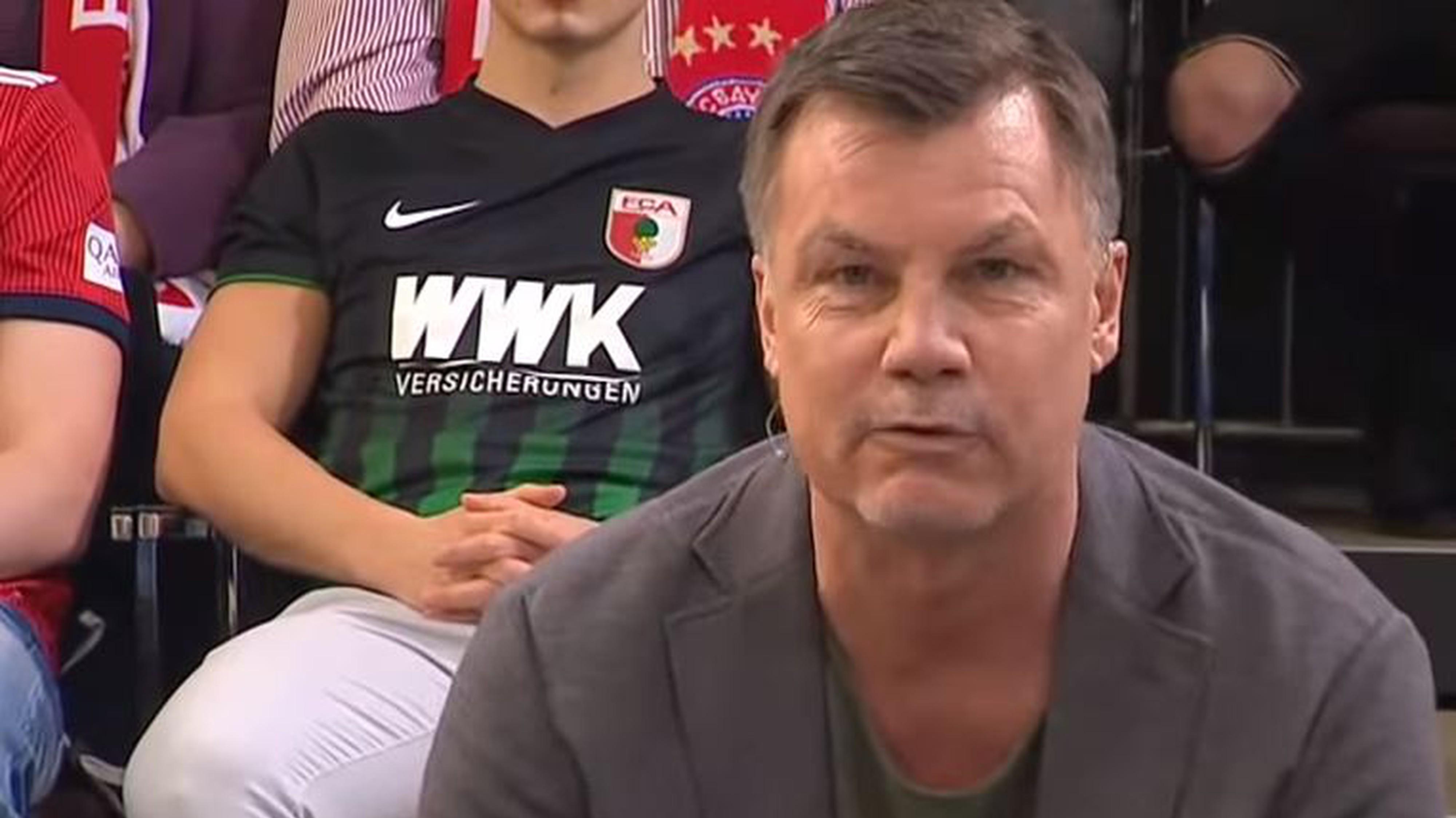 """""""Doppelpass""""-Aufreger: Nübel-Berater schickt SMS an Moderator"""