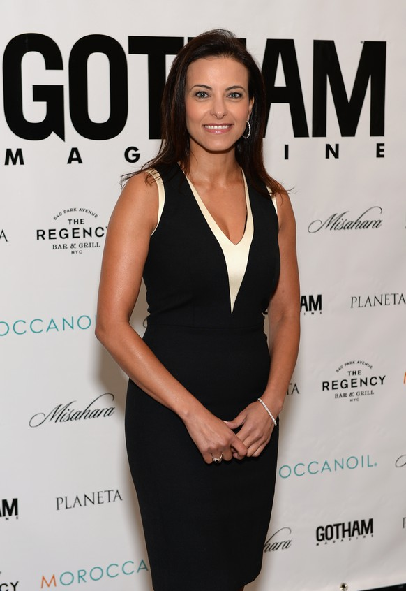 NEW YORK, NY - JUNE 01:  Dina Habib Powell attends Gotham Magazine celebrates New York's Most Influential Women on June 1, 2015 in New York City.  (Photo by Andrew Toth/Getty Images for Gotham Magazine)