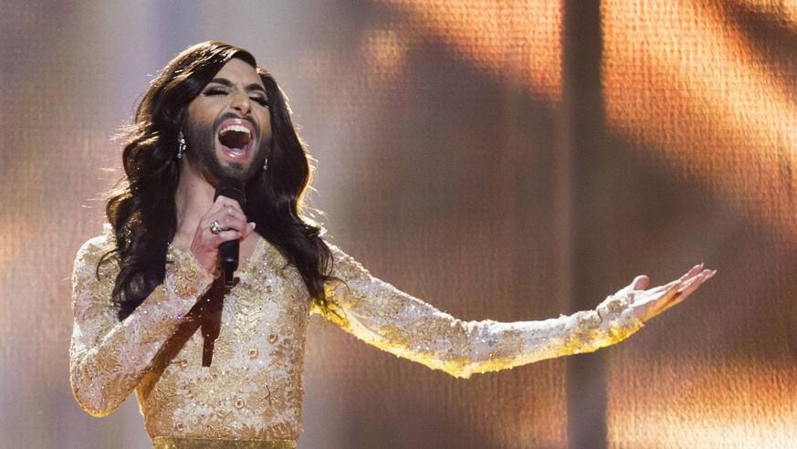 """""""Habe aufgehört, mich zu entschuldigen"""": Conchita Wurst zeigt erstmals wahres Ich"""