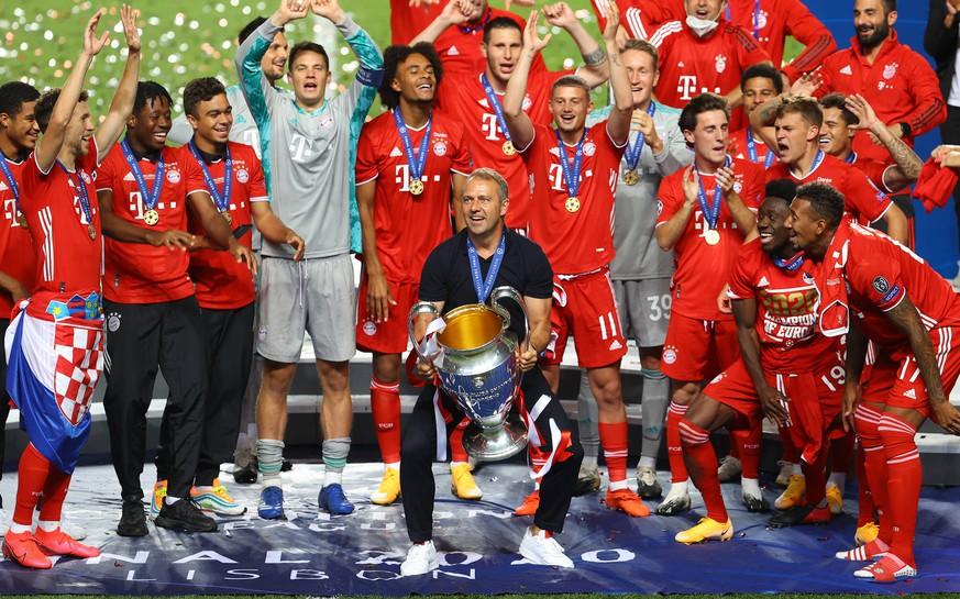 Fc Bayern Trainingsanzug Champions League