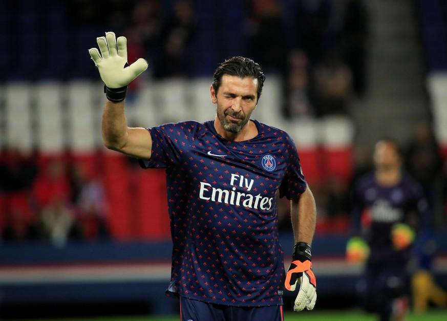 Gianluigi Buffon Nennt Seine 5 Besten Torhüter Watson