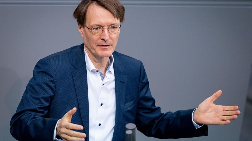"""Karl Lauterbach zu Corona-Beschlüssen: """"Die nächsten drei Wochen werden entscheidend"""""""
