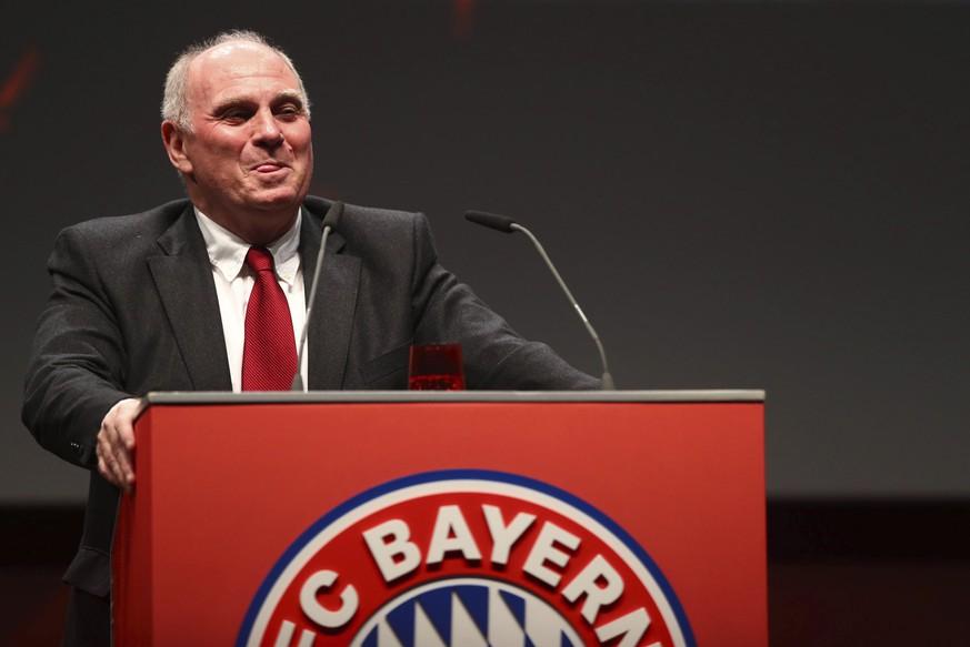 Aue und Sandhausen reagieren nach Hoeneß-Äußerung in Abschieds-Rede