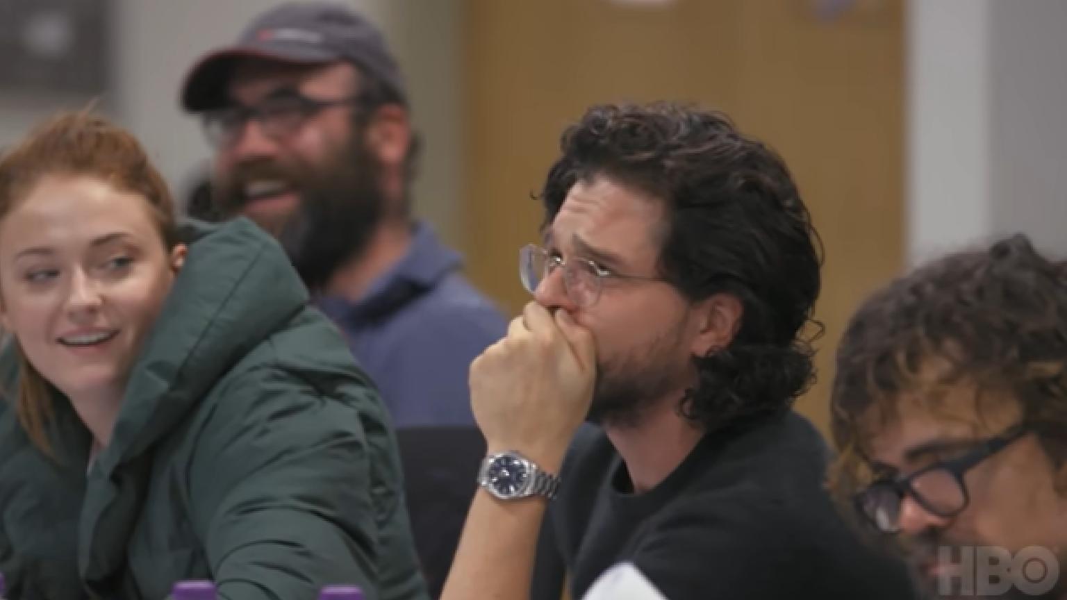 """Image result for """"GoT"""": Doku zeigt, wie Kit Harington am Set in Tränen ausbrach – jetzt wissen wir, warum"""