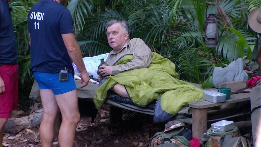 Dschungelcamp 2020 Krause Im Krankenhaus So Gefahrlich