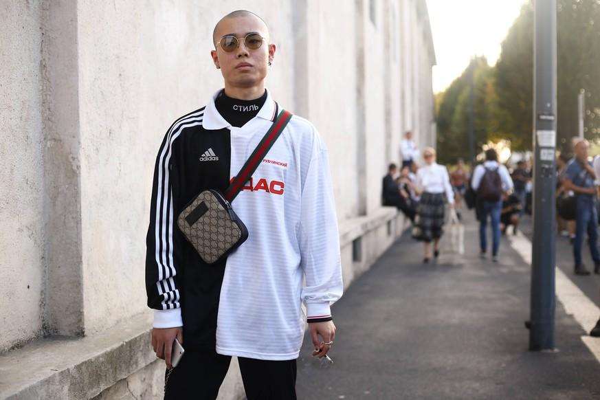 Gucci Allan Saint Maximin Von Ogc Nizza Spielt Jetzt Mit Stirnband