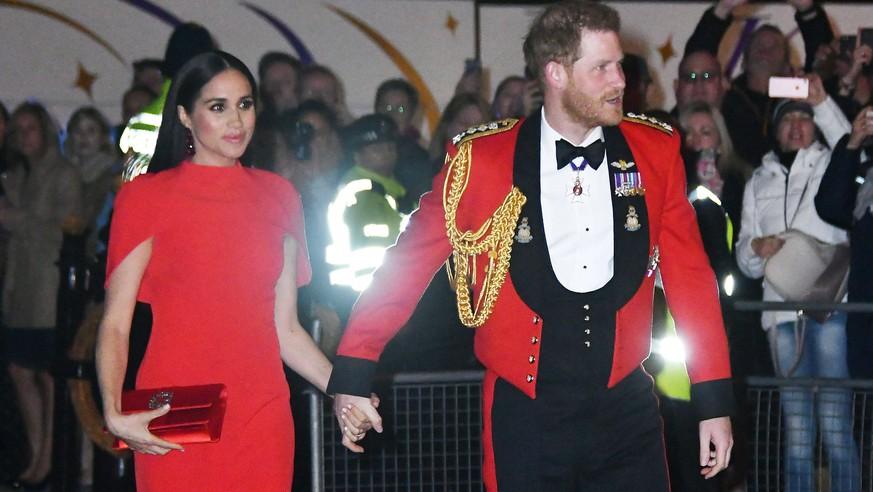 """Keine Unterstützung durch die Royals: """"Für Harry ist das ein Schlag ins Gesicht"""""""