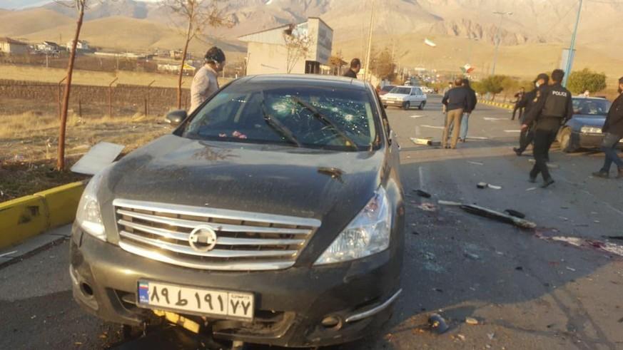 Iranischer Atomphysiker ermordet – Minister spricht von Terror
