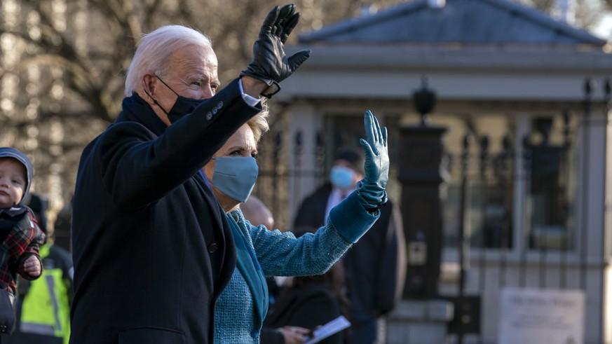 Biden leitet Rückkehr ein: USA treten Klimaabkommen von Paris wieder bei