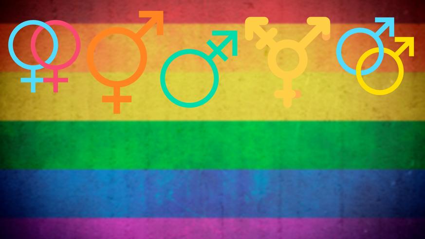 Zwei Geschlechter