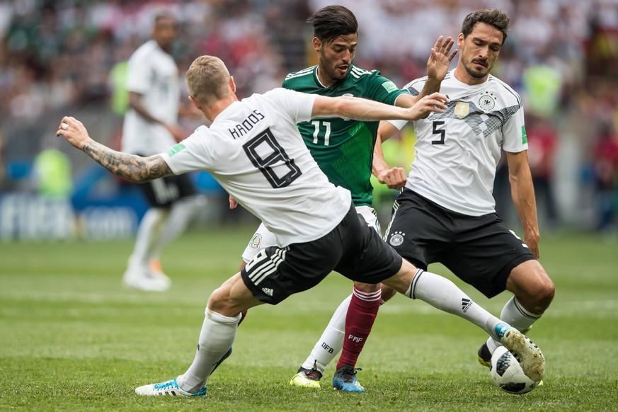Deutschland Gegen Mexiko Live