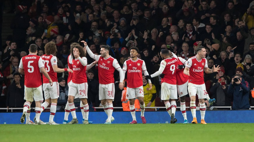 Arsenal Spiele