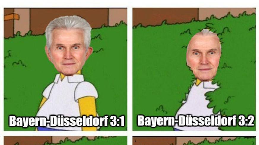 11 Memes Zu Uli Hoeness Niko Kovac Und Der Krise Beim Fc Bayern