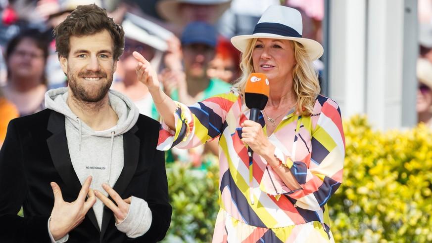 ZDF verrät: Künstler im Fernsehgarten erhalten Gage – Anwalt erklärt, was Mockrige droht