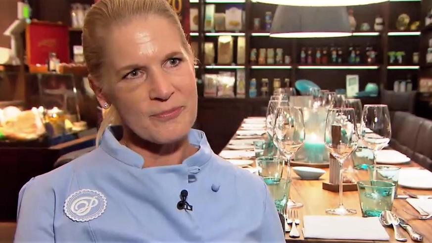TV-Köchin Cornelia Poletto offenbart, was Restaurant-Öffnungen wirklich bedeuten