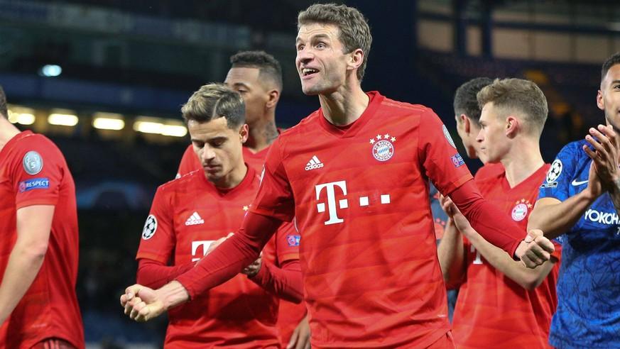 5 Gründe, warum der FC Bayern die Champions League gewinnen kann