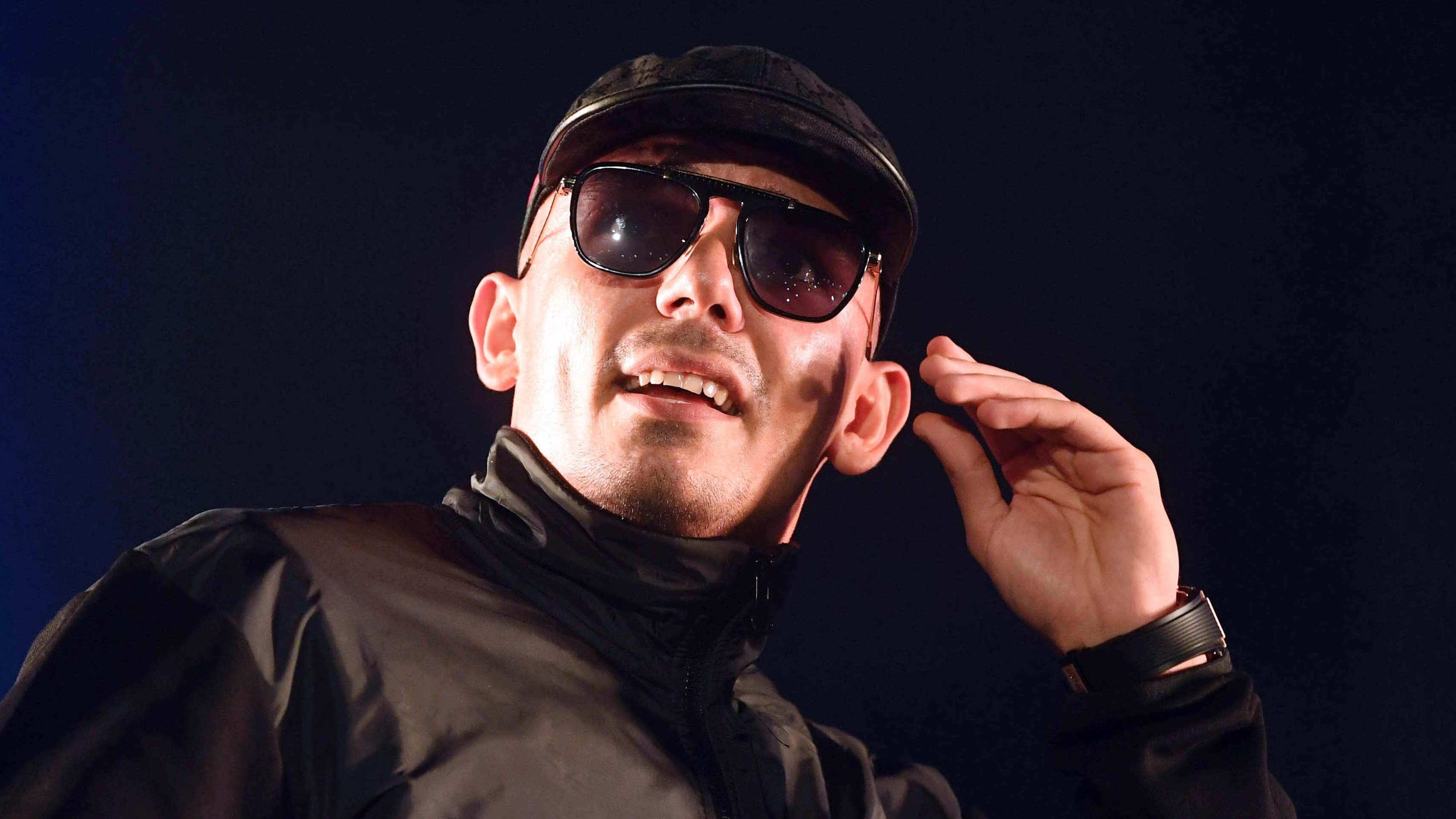 """""""Was sehr, sehr Krasses"""": Capital Bra mit Popstar in Berlin aufgetaucht"""