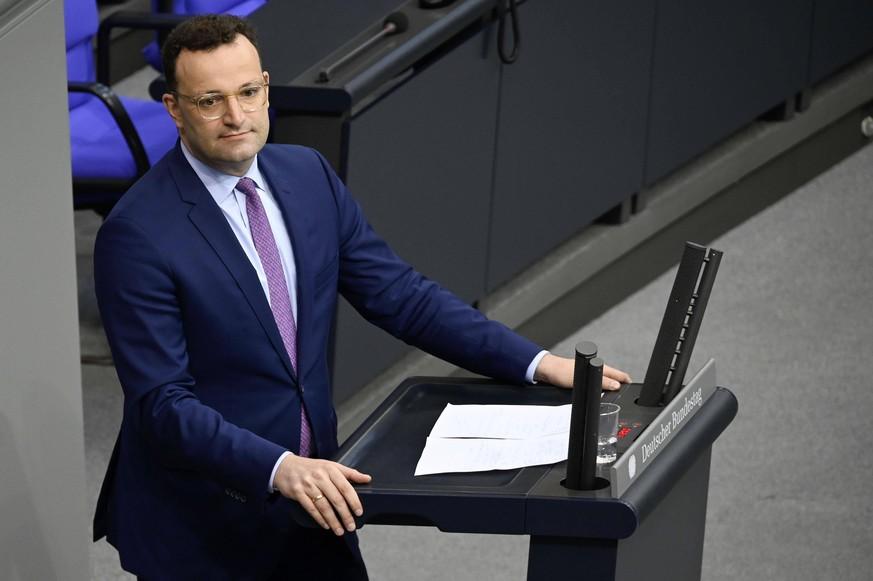 """""""Nicht akzeptabel"""": Wütender Chefarzt knöpft sich Jens Spahn vor"""