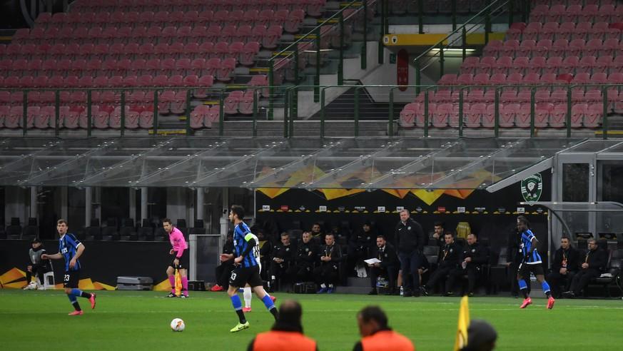 Ist die Bundesliga vom Coronavirus bedroht? Das sagt der DFB
