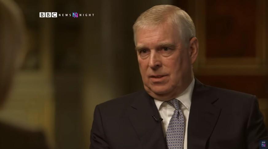 Prinz Andrew wollte sich von Epstein-Skandal befreien – Interview wurde zur Katastrophe