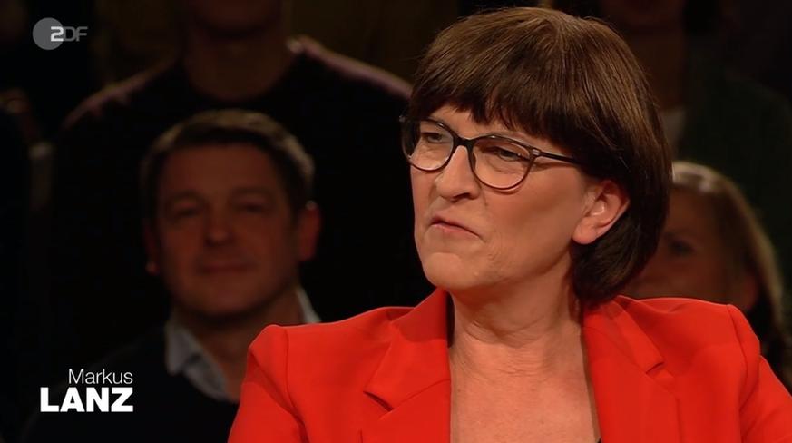 SPD-Sensation: Genossen wählen Walter-Borjans und Esken an die Spitze