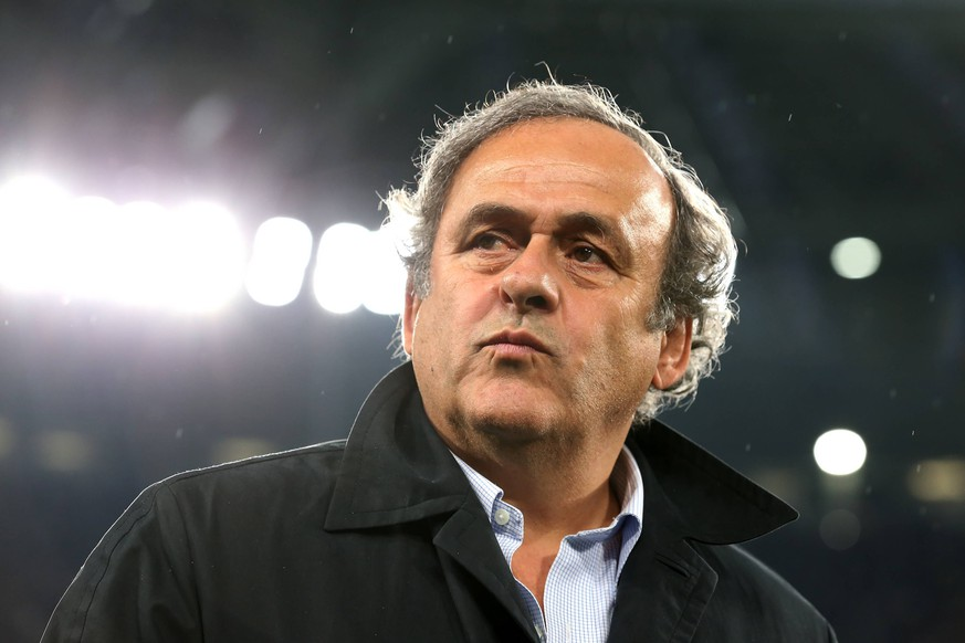 Michel Platini during the La Partita Del Cuore Charity Match match at Allianz Stadium, Turin. Picture date: 27th May 2019. Picture credit should read: Jonathan Moscrop/Sportimage PUBLICATIONxNOTxINxUK SPI-0091