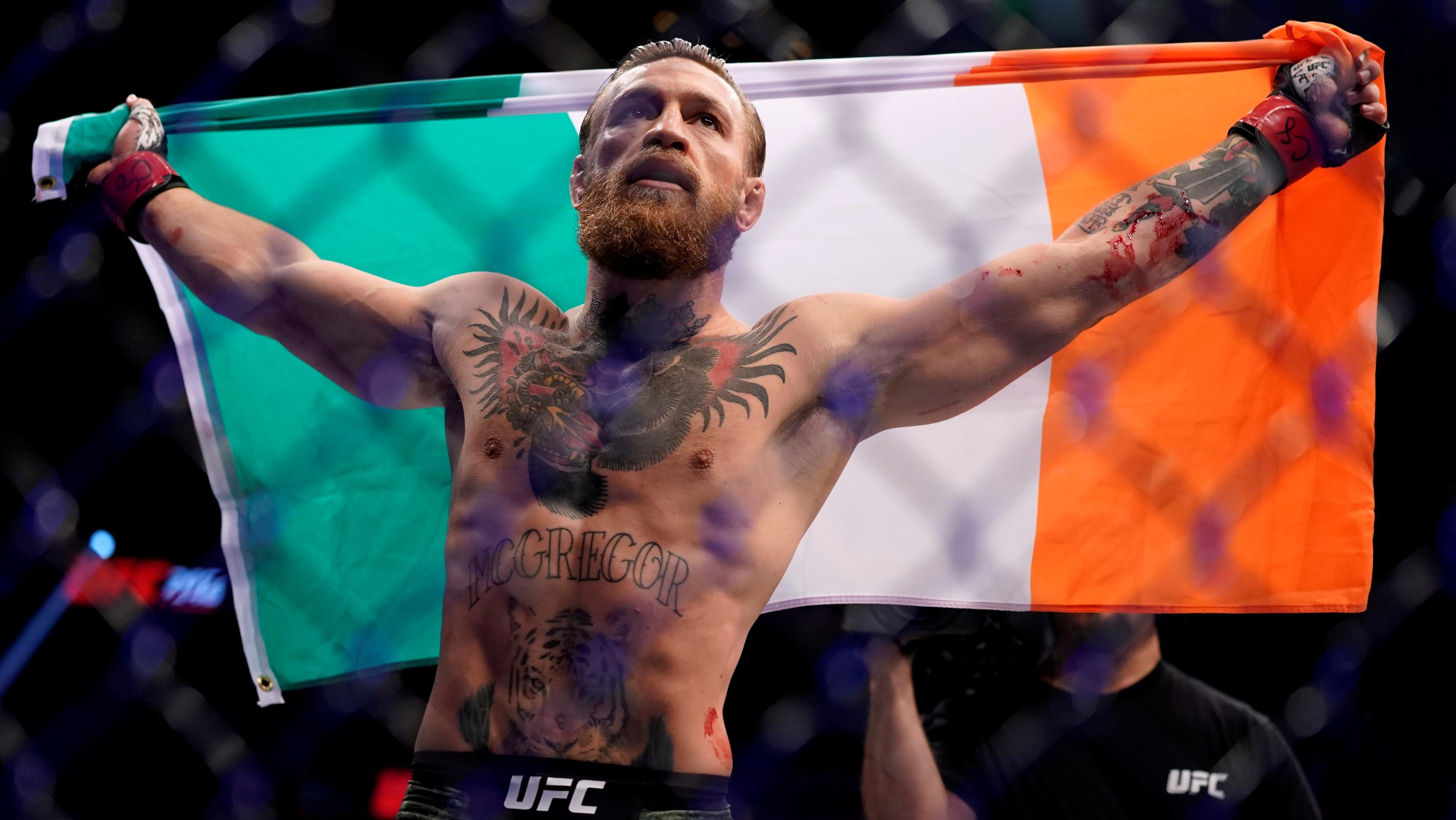McGregor gewinnt mit Blitz-Sieg: So viele Millionen kassierte er pro Sekunde