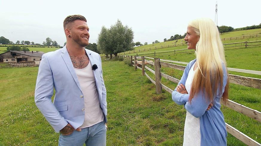 Bauer sucht Frau - Lache mich tot: Denise mit klaren