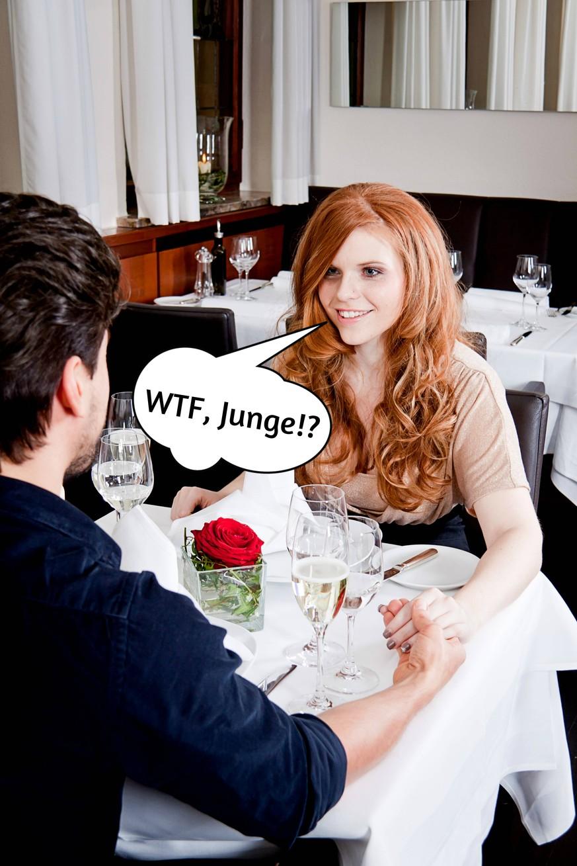 Lustige Dating-Geschichten reddit