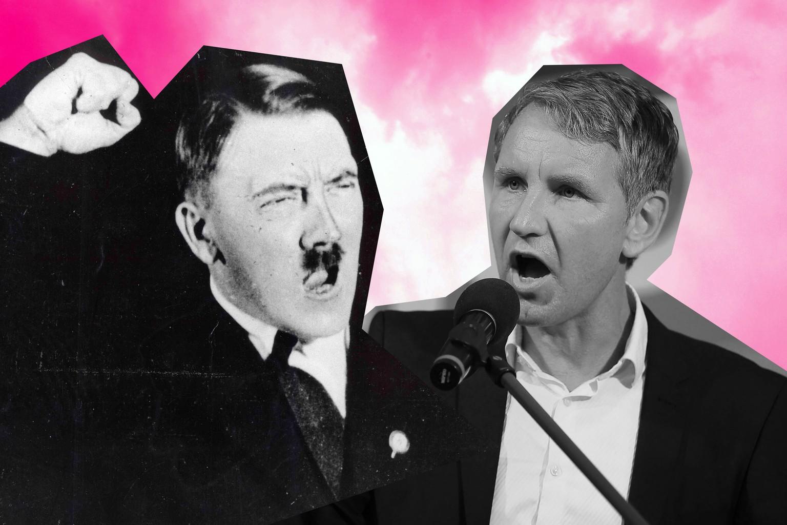 Afd Interview Eklat Im Zdf Höcke Oder Hitler Wer Hat S