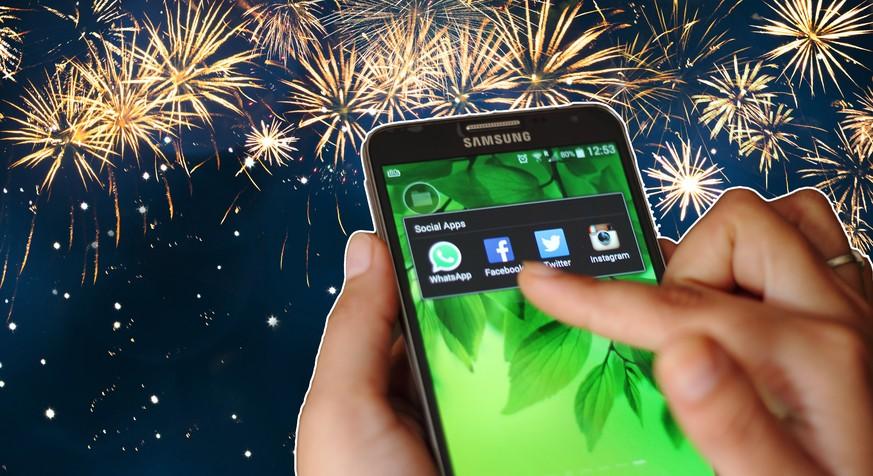 Silvester 6 Whatsapp Neujahrsgrusse Fur Die Ganze Familie Watson